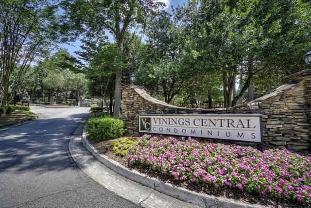 2814 Vinings Central Drive SE #151, Atlanta, GA 30339 (MLS #6903843) :: Path & Post Real Estate