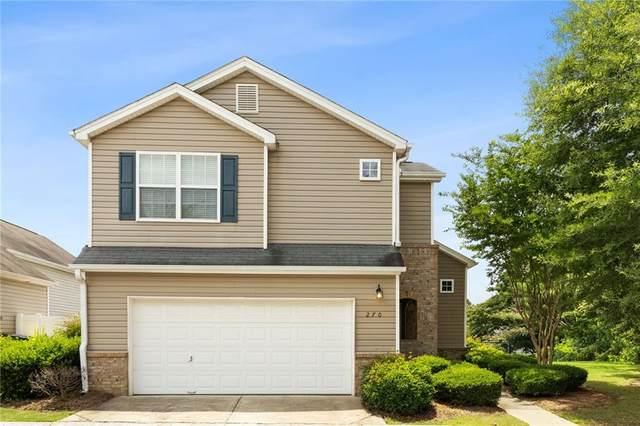 270 Hiawassee Drive, Woodstock, GA 30188 (MLS #6903853) :: North Atlanta Home Team