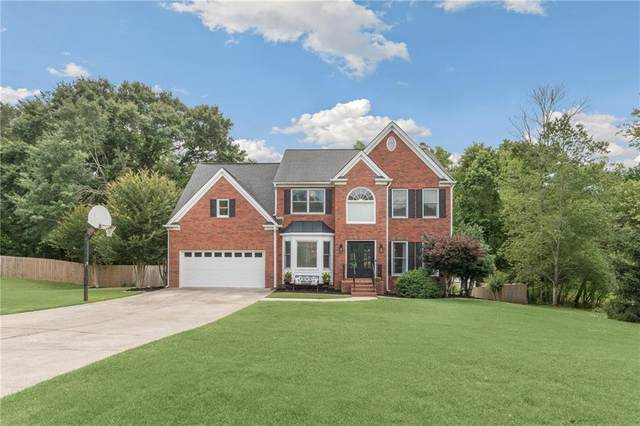 6845 Dressage Crossing, Cumming, GA 30040 (MLS #6903854) :: Scott Fine Homes at Keller Williams First Atlanta