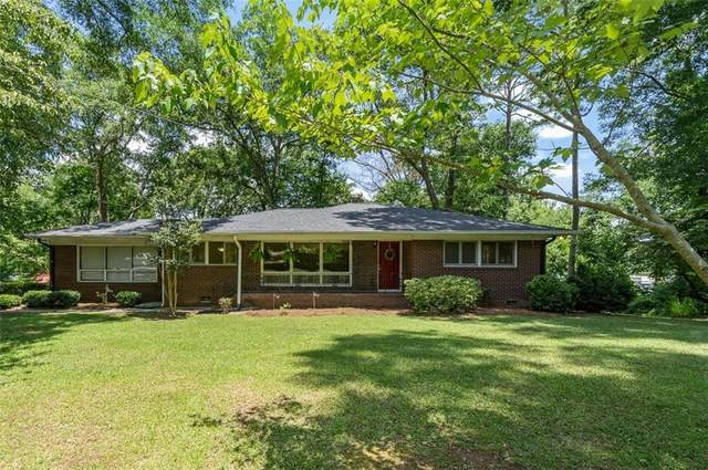 217 Olive Street, Cedartown, GA 30125 (MLS #6903879) :: Rock River Realty