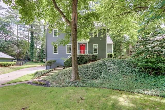 265 Seventeenth Fairway, Roswell, GA 30076 (MLS #6903886) :: North Atlanta Home Team