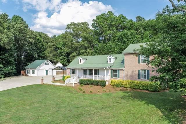 5021 Elrod Road, Gainesville, GA 30506 (MLS #6903892) :: Path & Post Real Estate
