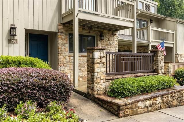 1218 Druid Knoll Drive NE, Brookhaven, GA 30319 (MLS #6903895) :: Scott Fine Homes at Keller Williams First Atlanta