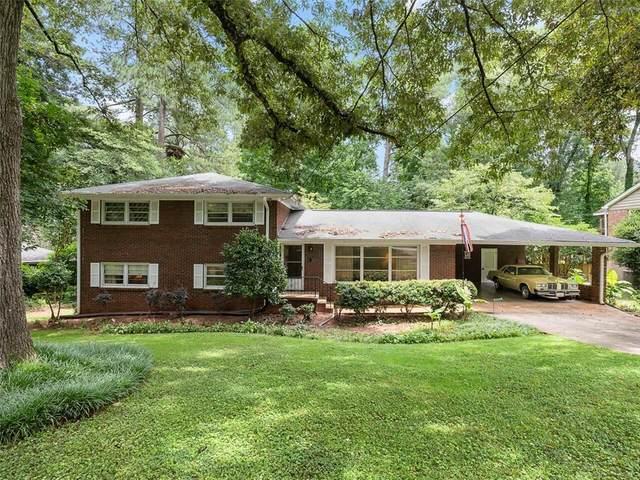 1102 Bromley Road, Avondale Estates, GA 30002 (MLS #6903934) :: Kennesaw Life Real Estate