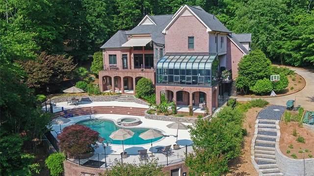 5062 Lee Road, Gainesville, GA 30506 (MLS #6903949) :: Path & Post Real Estate