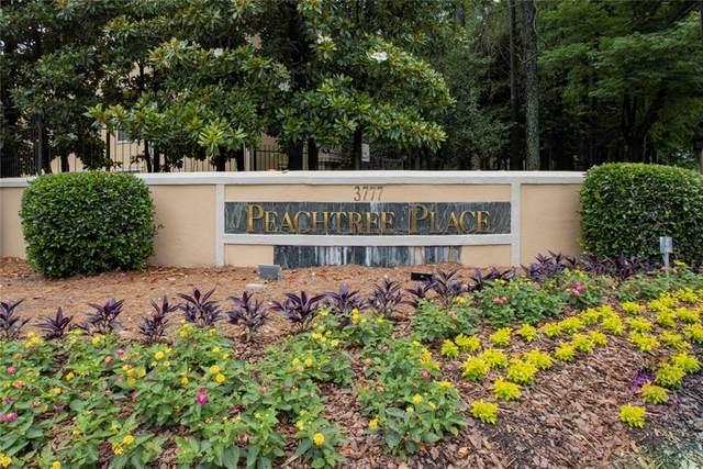 3777 Peachtree Road NE #1417, Brookhaven, GA 30319 (MLS #6903961) :: Scott Fine Homes at Keller Williams First Atlanta