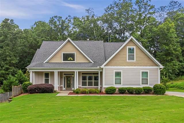 295 Glade Knoll Trail, Fayetteville, GA 30215 (MLS #6903977) :: The Kroupa Team | Berkshire Hathaway HomeServices Georgia Properties