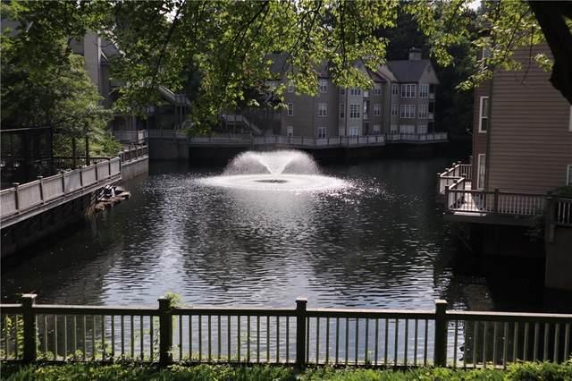 1009 Mill Pond, Smyrna, GA 30082 (MLS #6903984) :: North Atlanta Home Team