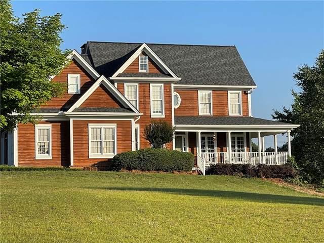 3135 Briscoe Road, Loganville, GA 30052 (MLS #6903988) :: North Atlanta Home Team