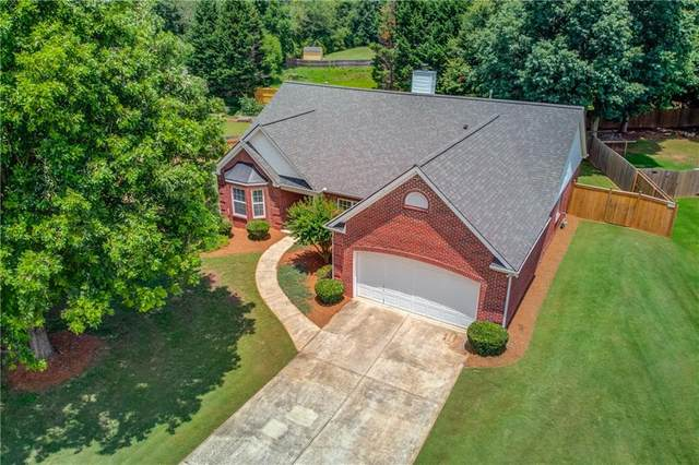 617 Stone Hollow Place, Lawrenceville, GA 30046 (MLS #6903995) :: Dawn & Amy Real Estate Team