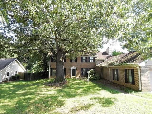 1056 Indian Hills Parkway, Marietta, GA 30068 (MLS #6904003) :: Maximum One Partners
