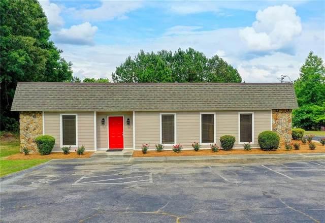 805 Hi Hope Road, Lawrenceville, GA 30043 (MLS #6904010) :: North Atlanta Home Team