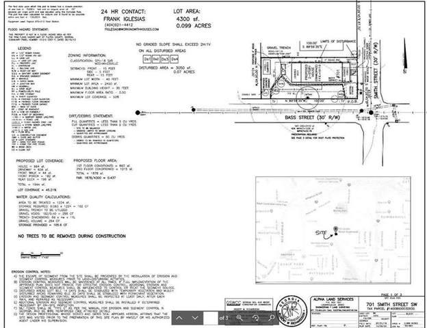 701 Smith Street, Atlanta, GA 30310 (MLS #6904012) :: Maximum One Partners