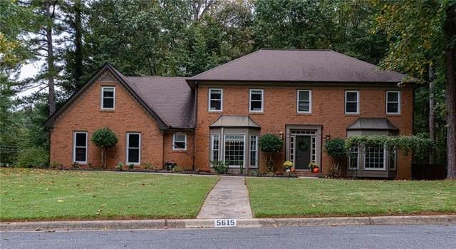 5615 Covena Court, Peachtree Corners, GA 30092 (MLS #6904020) :: North Atlanta Home Team