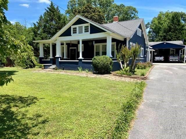 299 E Washington Street, Summerville, GA 30747 (MLS #6904052) :: Kennesaw Life Real Estate