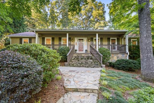 3809 Cherokee Ford, Gainesville, GA 30506 (MLS #6905069) :: Dillard and Company Realty Group