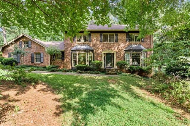 600 Branch Valley Court, Roswell, GA 30076 (MLS #6905071) :: North Atlanta Home Team