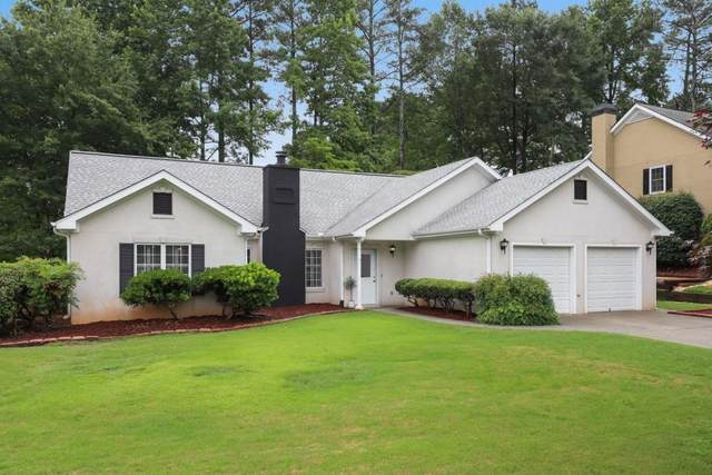 55 Wills Drive, Alpharetta, GA 30009 (MLS #6905087) :: North Atlanta Home Team