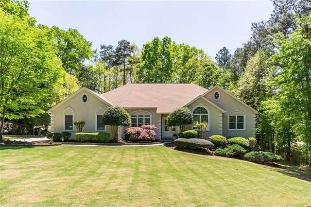3866 Sewell Mill Road, Marietta, GA 30062 (MLS #6905136) :: Kennesaw Life Real Estate