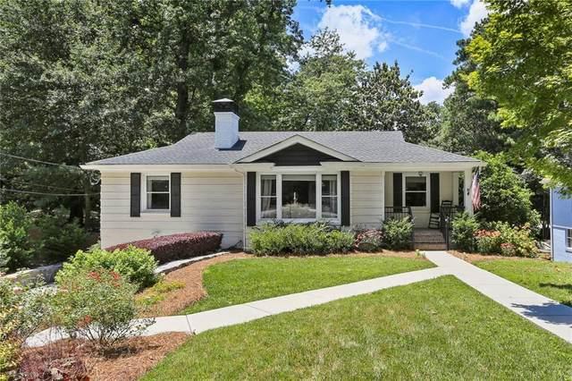 1830 Fernwood Road NW, Atlanta, GA 30318 (MLS #6905139) :: Scott Fine Homes at Keller Williams First Atlanta