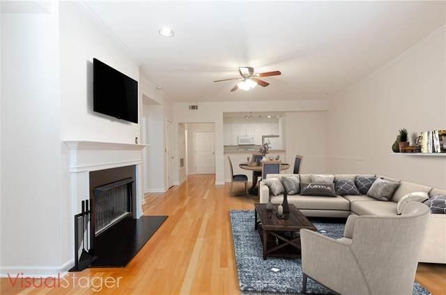 424 Lindbergh Drive NE #105, Atlanta, GA 30305 (MLS #6905143) :: Scott Fine Homes at Keller Williams First Atlanta