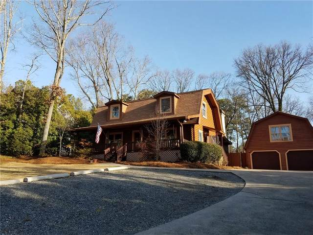 4600 Morton Road, Johns Creek, GA 30022 (MLS #6905157) :: Scott Fine Homes at Keller Williams First Atlanta