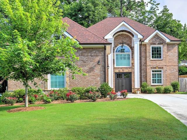 1902 Canmont Drive, Brookhaven, GA 30319 (MLS #6905161) :: Kennesaw Life Real Estate