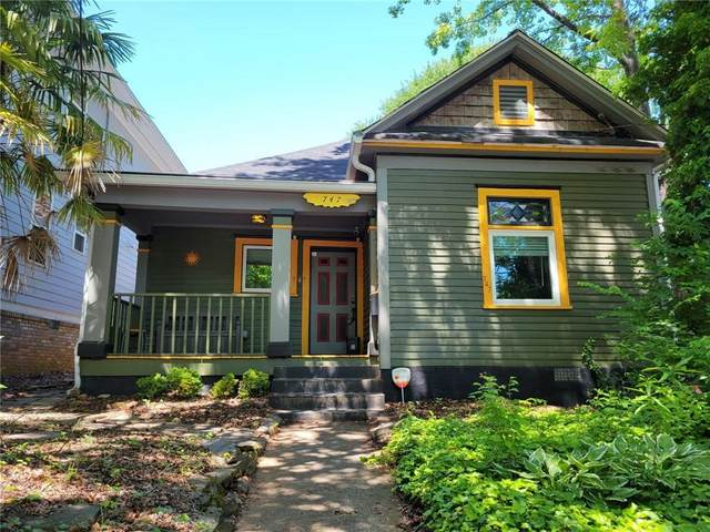747 United Avenue SE, Atlanta, GA 30312 (MLS #6905163) :: Kennesaw Life Real Estate