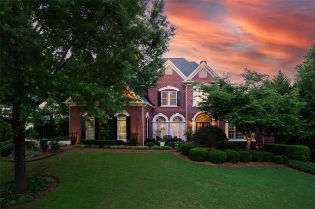 5107 Sapphire Drive, Marietta, GA 30068 (MLS #6905185) :: Dillard and Company Realty Group