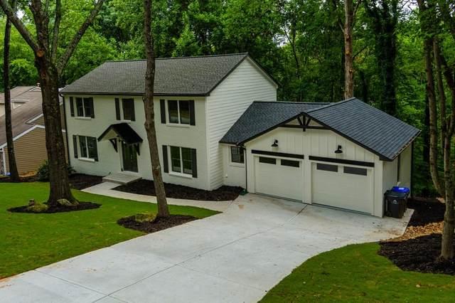 1760 Branch Valley Drive, Roswell, GA 30076 (MLS #6905208) :: North Atlanta Home Team