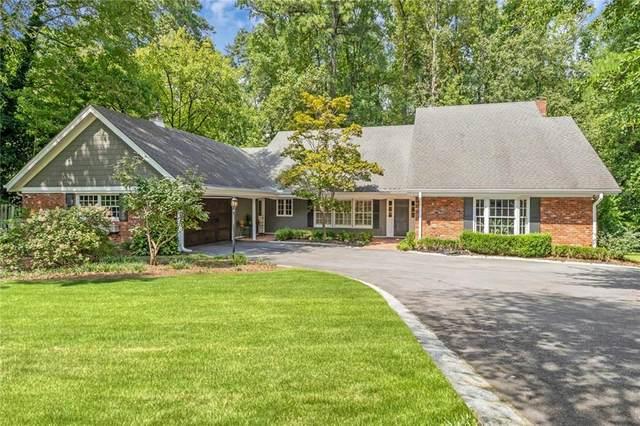 3435 Valley Road NW, Atlanta, GA 30305 (MLS #6905211) :: Path & Post Real Estate
