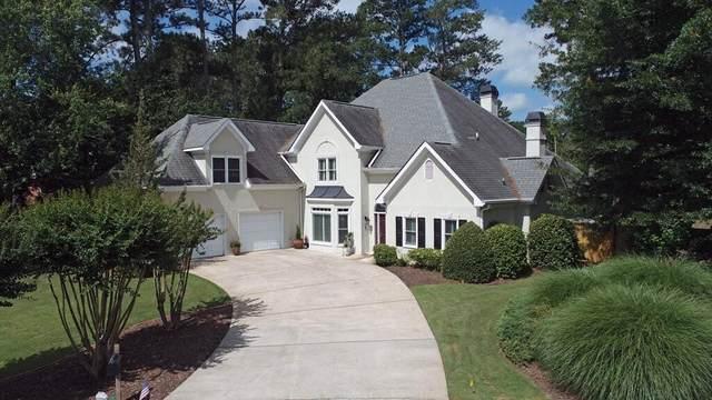 3873 High Green Drive, Marietta, GA 30068 (MLS #6905219) :: Dillard and Company Realty Group