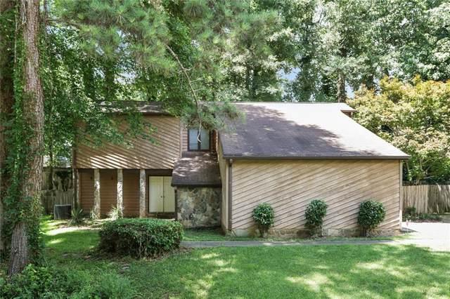 1628 Pineford Court, Stone Mountain, GA 30088 (MLS #6905267) :: North Atlanta Home Team