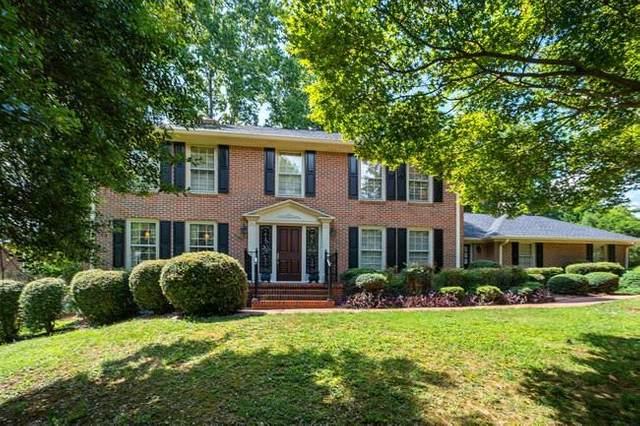 108 Woodlake Drive, Gainesville, GA 30506 (MLS #6905287) :: Kennesaw Life Real Estate