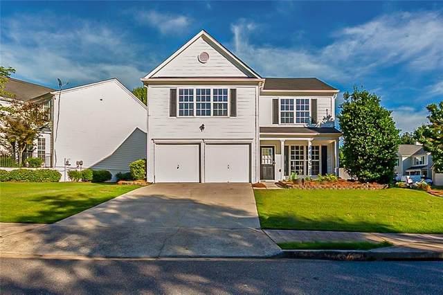 4306 Shillham Court, Cumming, GA 30040 (MLS #6905307) :: Scott Fine Homes at Keller Williams First Atlanta