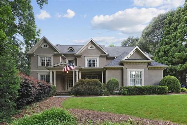 200 Bunker Court, Milton, GA 30004 (MLS #6905327) :: North Atlanta Home Team