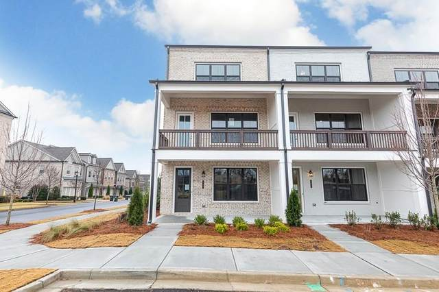 140 Harlow Circle #20, Roswell, GA 30076 (MLS #6905344) :: Scott Fine Homes at Keller Williams First Atlanta