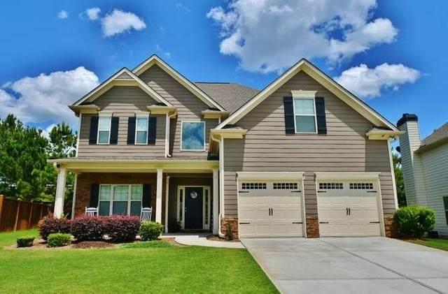554 Cottage Loop, Pendergrass, GA 30567 (MLS #6905388) :: Rock River Realty