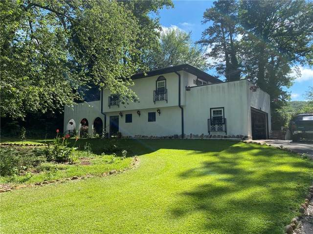 1800 Branch View Drive, Marietta, GA 30062 (MLS #6905389) :: Dillard and Company Realty Group
