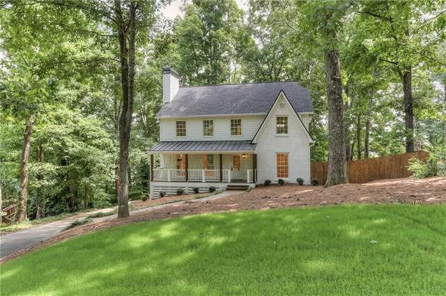 3868 Emerson Street, Marietta, GA 30062 (MLS #6905401) :: Dillard and Company Realty Group