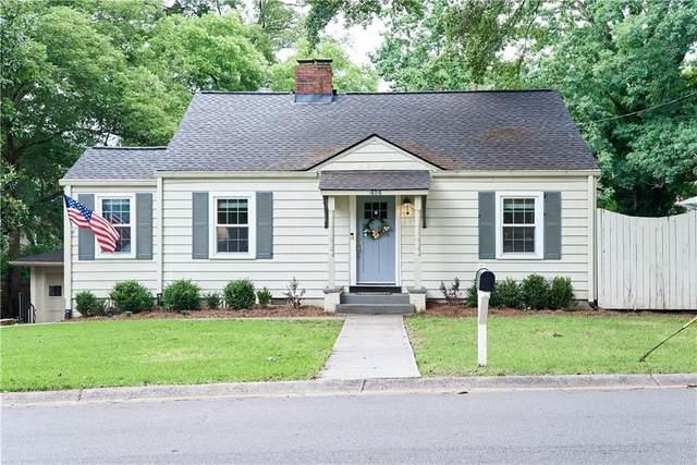 414 Alexander Circle SE, Marietta, GA 30060 (MLS #6905420) :: Rock River Realty