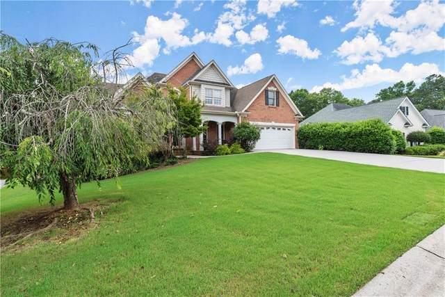 9833 Canongate Boulevard, Villa Rica, GA 30180 (MLS #6905442) :: Scott Fine Homes at Keller Williams First Atlanta