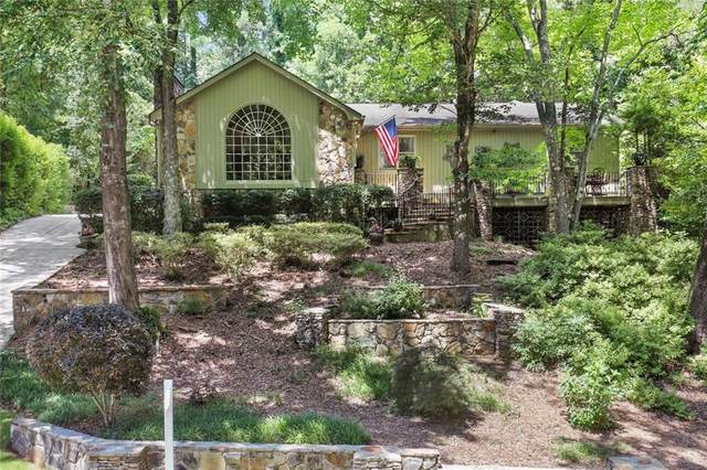 4191 Mirkwood Place, Roswell, GA 30075 (MLS #6905449) :: Dillard and Company Realty Group