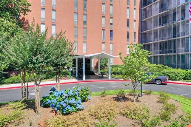 3060 Pharr Court North NW #514, Atlanta, GA 30305 (MLS #6905475) :: Dillard and Company Realty Group