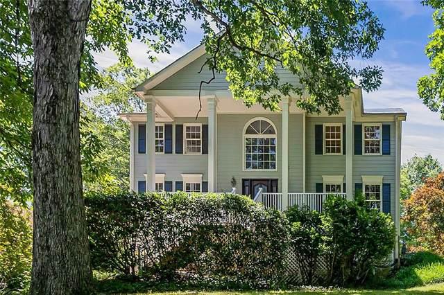156 Plantation Trace, Woodstock, GA 30188 (MLS #6905477) :: North Atlanta Home Team