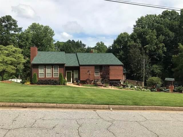 6700 Fairway Ridge Drive, Douglasville, GA 30134 (MLS #6905484) :: Todd Lemoine Team