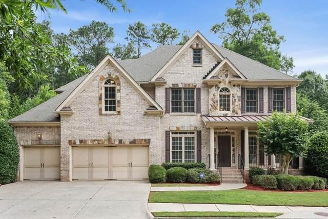 4011 Blackwell Park Drive, Marietta, GA 30062 (MLS #6905524) :: Dillard and Company Realty Group