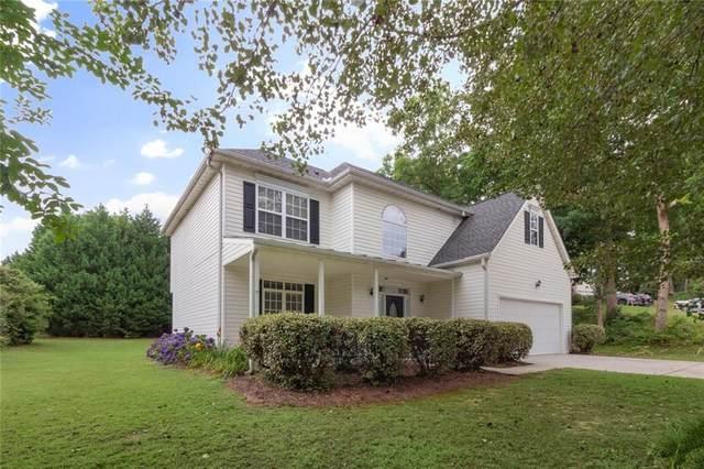 937 Park Place Drive, Loganville, GA 30052 (MLS #6905560) :: Todd Lemoine Team