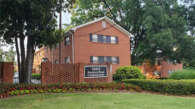 3660 Peachtree Road NE J6, Atlanta, GA 30319 (MLS #6905577) :: North Atlanta Home Team