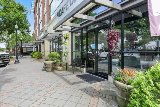 3621 Vinings Slope #1436, Vinings, GA 30339 (MLS #6905641) :: Dillard and Company Realty Group